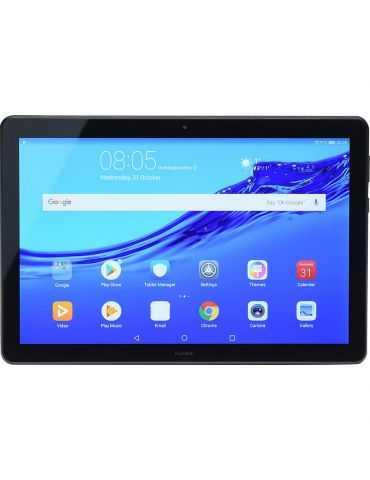 Huawei MediaPad T5 10.1 LTE 32 Go RAM 3 Go Noir Tablette comme neuf