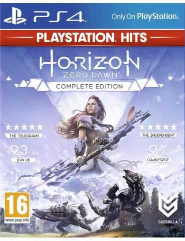 PS4 Horizon Zero Dawn - Complete Edition (PlayStation Hits) - PlayStation 4