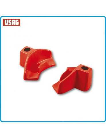 USAG 447 TB2 Upper clamps for HONDA and TOYOTA cars