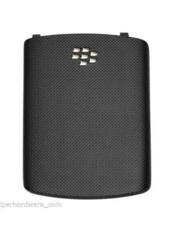 COPRIBATTERIA COVER BATTERIA BLACKBERRY 9300 BLACK ORIGINALE ASY-30732-004
