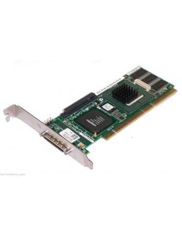 Adaptec SCSI Ultra320-ASR-2200S RAID Kit 2 canali PCI-66 MD2- Int 2 68L, Ext 2