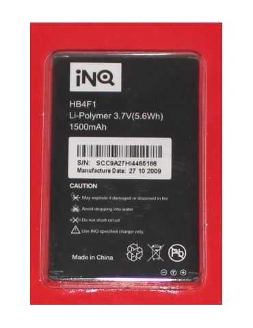 Batterie d'origine Hb4f1 Huawei U8800 T8808D G306T C8800 E5332 E5 3G Wireless Modem
