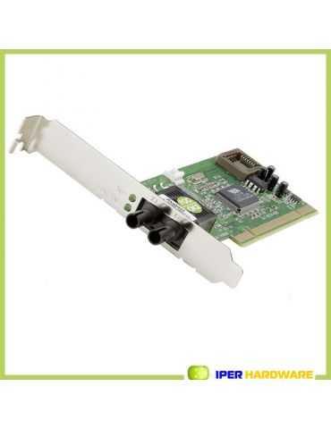 SCHEDA DI RETE PCI LEVELONE FNC-0103FX INTERNO FIBRA200Mbit/S