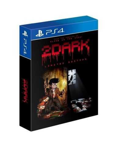 2DARK LIMITED EDITION GIOCO PS4 GAME PLAYSTATION 4 VIDEOGIOCO MULTILINGUE ITA