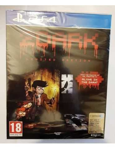 2DARK PS4 VIDEOGIOCO Collector's Edition GAME PLAYSTATION 4 MULTILINGUE ITA