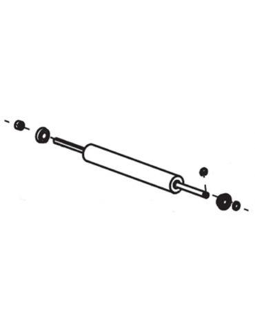 Zebra G46278M Platine roller Platine roller pour Zebra 170XiII 170Xilll 170Xi3 Plus 170Xi4