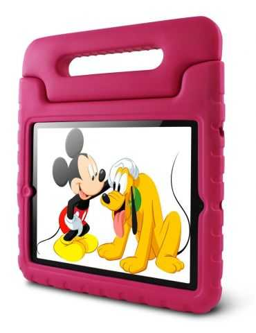 Kidprotek Custodia massiccia e supporto 2 in 1 per iPad Mini