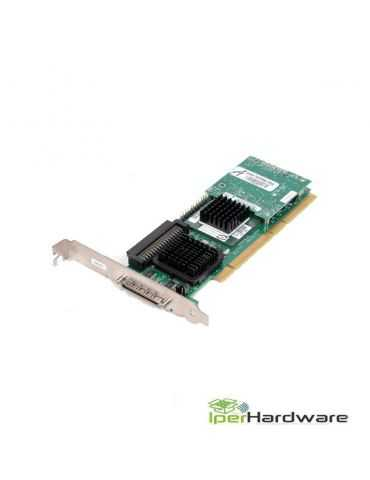 Avago Technologies / LSI Logic MegaRAID SCSI 320-1 RAID Controller Mo/s RAID 0, 1, 5, 10, 50 PCI 64