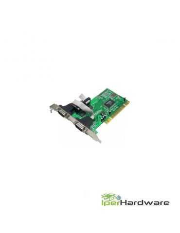 M-CAB Adaptateur série (PCI, RS-232) PCI, RS-232 x 2