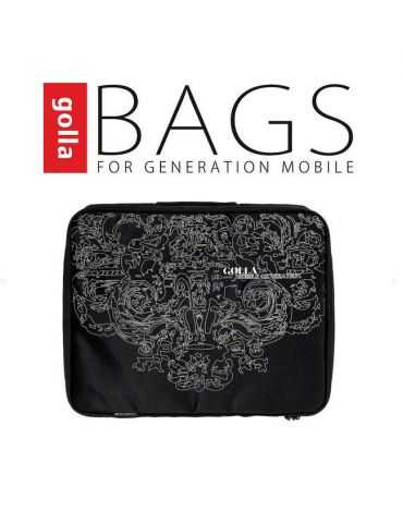 GOLLA LAPTOP MINI-SLEEVE CHORU étui pour iPad Mini Nexus 7 BlackBerry Playbook, Kindle Fire