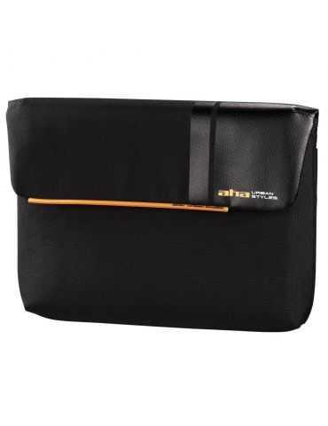 "Hama Stripe 13.3"" Notebook Sleeve sacoche d'ordinateur Portable (33,8 cm (13.3"") Noir Polytex"