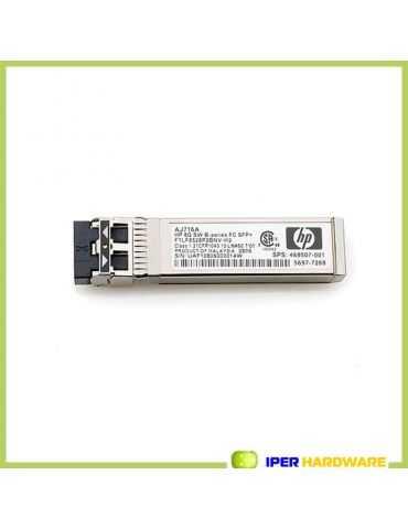 copy of Hewlett Packard Enterprise AJ716AR SFP+ 8000Mbit/s modulo del ricetrasmettitore