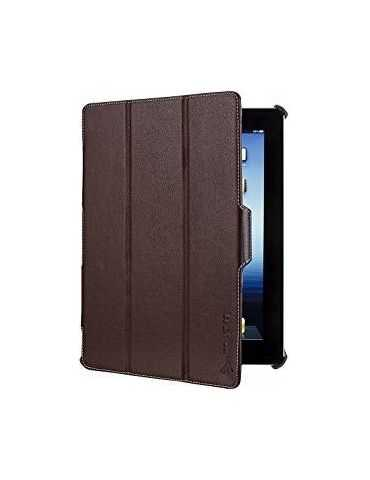 "Techair TAXIPF009 Etui et support pour iPad2 3 4 iPad 9,7"" Marron"