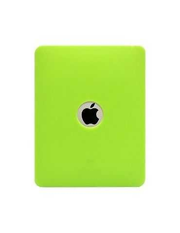 Amzer Skin Jelly Coque Silicone pour iPad (Vert)