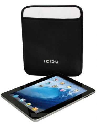 "Icidu Sleeve Etui pour iPad 10"" in Neoprene Lining"
