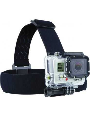 Official GOPRO FIXATION FRONTALE Head Strap Mount GoPro