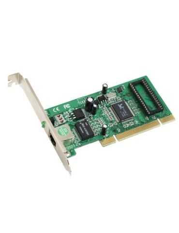 Carte Bus PCI SMC Copper Gigabit 32 Bit 10/100/1000mbps Full-duple