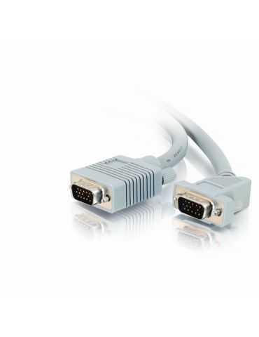 Cables To Go Câble d'extension coudé 45° pour moniteur HD15 M/F SXGA 2m