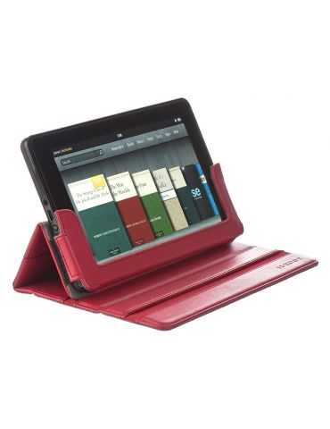 M-Edge MEAKFIRD Etui pour Kindle Fire Rouge
