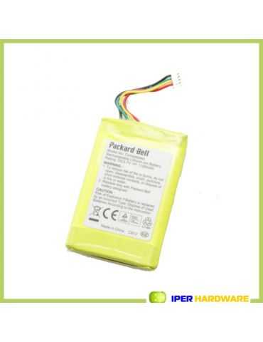 copy of Batteria Originale Packard Bell per Compasseo 500 Compasseo 3,7V 1100mAh
