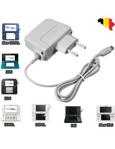 Caricabatterie adattatore per Nintendo DSi DSi XL 2DS 3DS LL 3DS 3DS XL