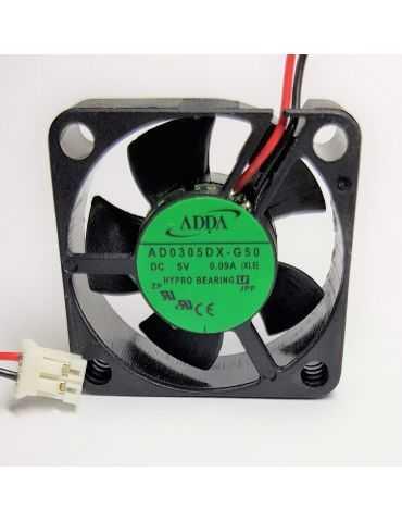 ADDA AD0305DX-G50 Ventilateur 30X30X10mm 5V 0.09A 0.72W OEM