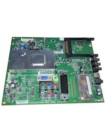 copy of Logic Board Hannspree AV Main Board 715G3431-1 POUR PHILIPS SHARP TOSHIBA ACER