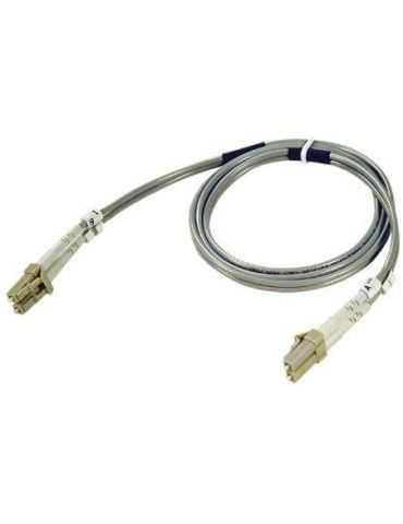 ROLINE Câble patch FO 50/125µm LC/LC, gris 3m