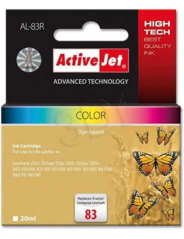 ActiveJet AL-83 Premium version compatible Lexmark 18L0042E (83)