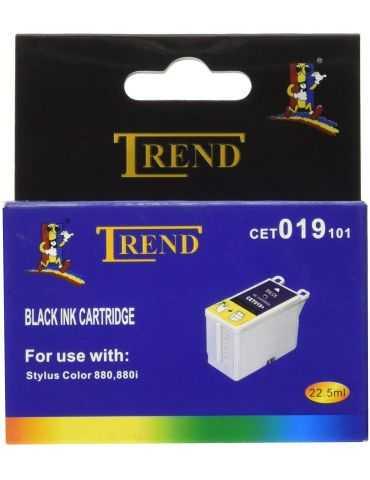Trend CET019101Cartouche d'encre EPSON T019 Noire stylus color 880