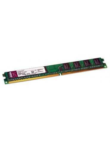 Barrette Mémoire Kingston KTD-DM8400A/1G (1GB PC2-4200 533MHz DIMM 240-pin)