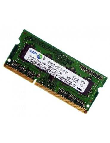 Mémoire 1Go RAM DDR3 Samsung M471B2873FCHS-CF8 SO-DIMM PC3-8500S