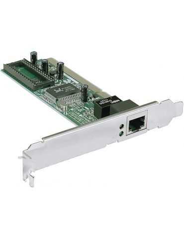 Carte réseau Intellinet 522328 1 Go/s PCI, LAN (10/100/1000 Mo/s)