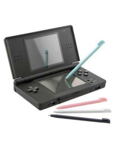 Lot de 4 Stylets Stylos Pour Écran Tactile Nintendo DS Lite NDSL
