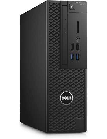 Dell Precision 3420 Workstation Xeon E3-1245 v5 3.5GHz 256GB SSD + 2 TB HDD