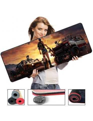 tapis de souris xxl Gaming Mousepad Grand 800 x 300 x 3 Anti-Slip